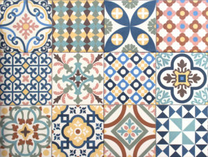 The 4 Steps Involved in Expertly Mixing Tile Patterns in Your Décor