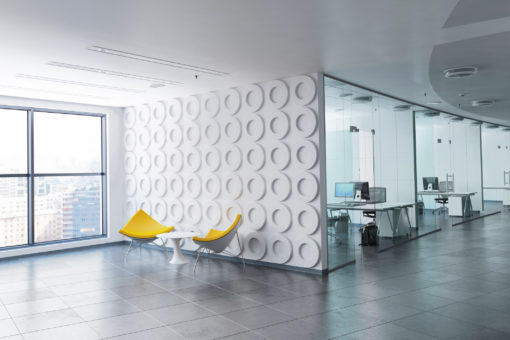 Tile in the Office: Learn the Unique Ways Companies Are Incorporating Tile into Office Spaces
