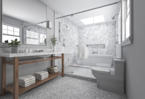 Why is Tile Such a Popular Choice for Bathroom Designs?