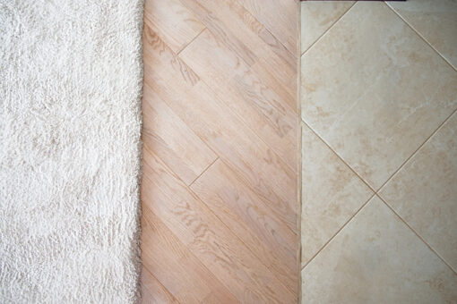 Head to Head: Which is Better – Tile or Carpet Flooring?