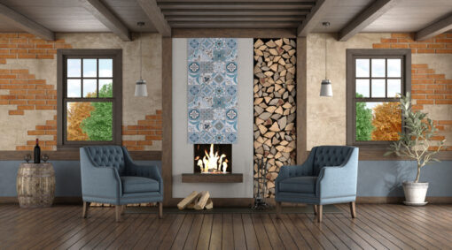 Are You Searching for the Perfect Fireplace Tile? Get Tips on How to Achieve That Goal